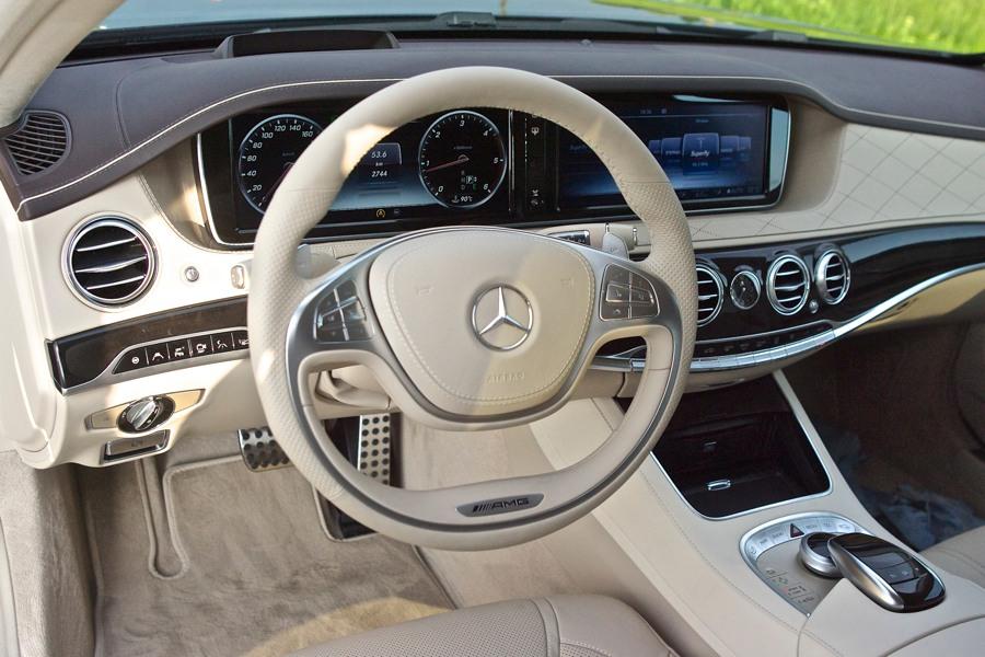Ein Traum von einem Auto, perfekt verarbeitet, stilsicher gezeichnet und komfortabel.