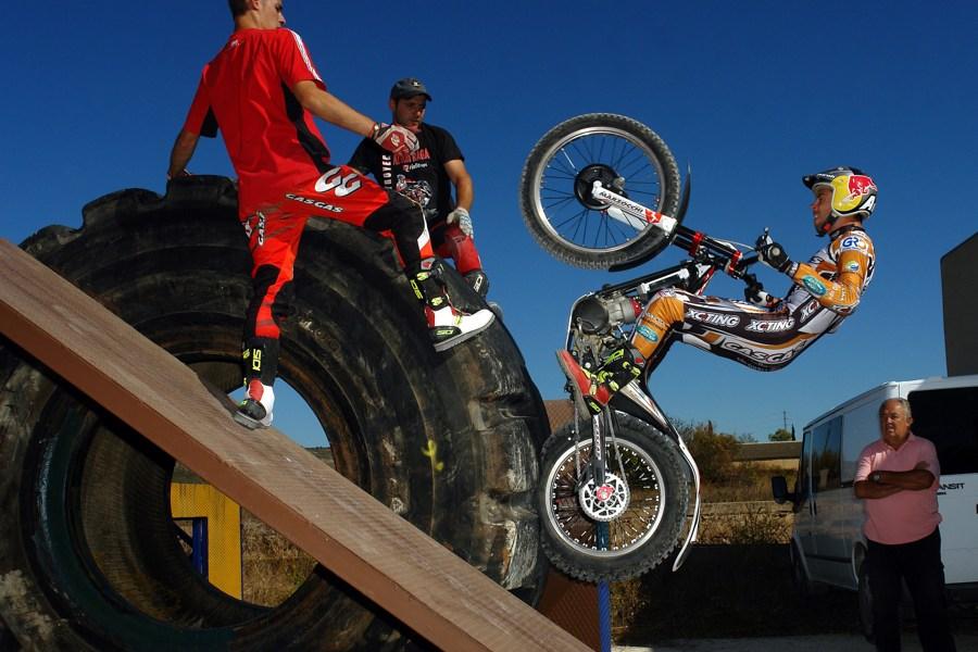 Übung macht den Weltmeister: Adam Raga. Foto: adamraga.com