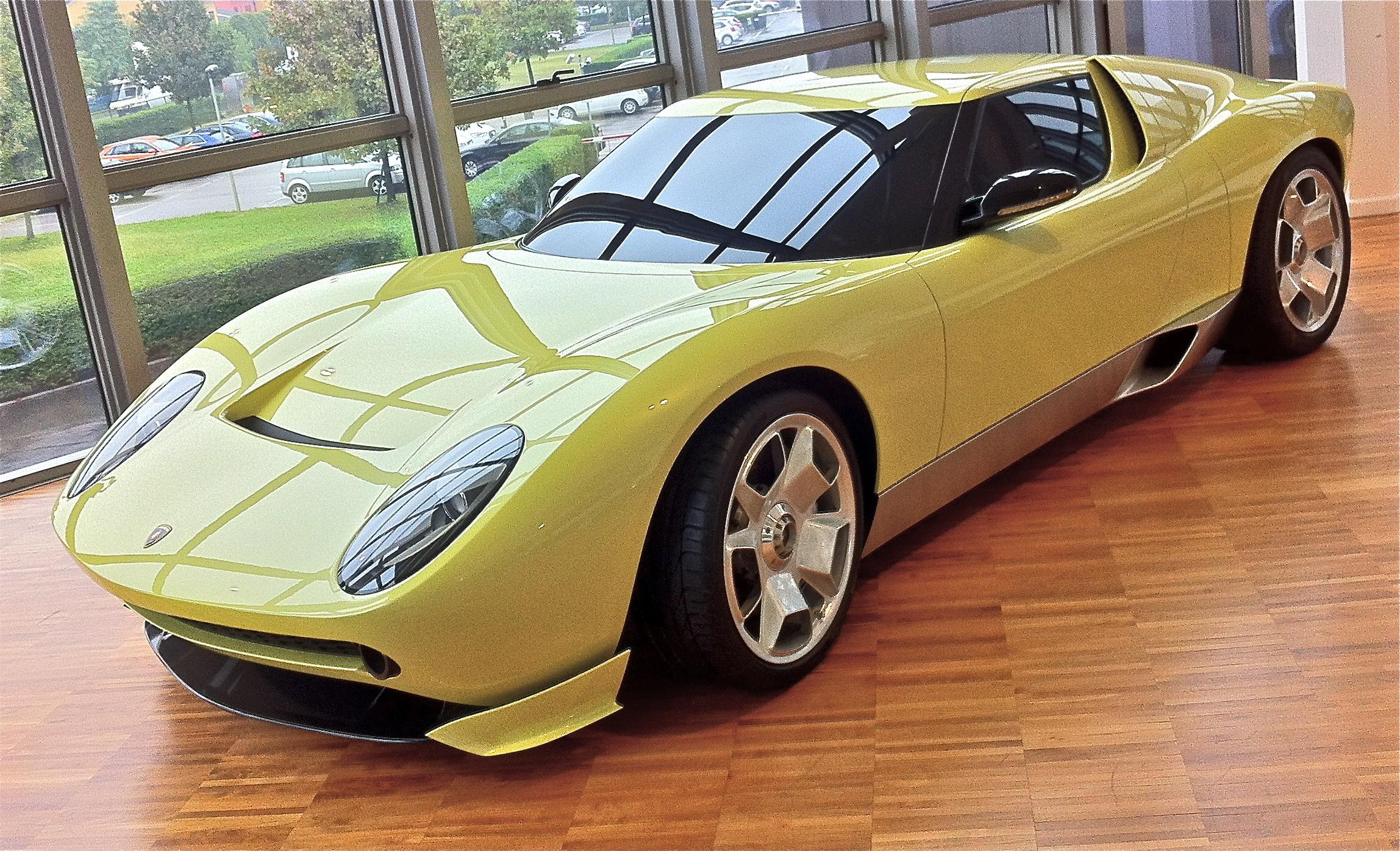 miuraneu Extraordinary Lamborghini Countach Schwer Zu Fahren Cars Trend